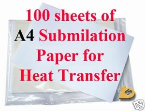 100-A4-High-Release-Dye-Sublimation-Paper-For-Epson-Sublimation-Ink-95gsm