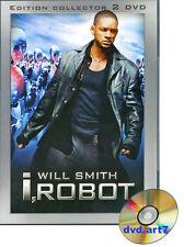 DVD : I, ROBOT en édition collector 2 DVD - Will Smith -