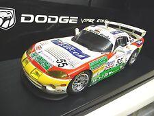 1:18 Autoart Dodge Viper GTS-R Le Mans  #55 NEU NEW