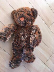 Ikea-Brummig-Brown-Teddy-Bear-Soft-Toy-Plush-12-034