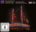Live at Radio City Music Hall 0819873012108 by Joe Bonamassa CD With DVD