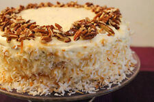 "☆Gram's Hummingbird Cake ""RECIPE""☆Dense and Rich~A Layer Cake Fit For a Wedding☆"