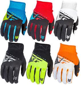 Fly Racing 2018 F-16 Adult MX Off Road Motocross Gloves Orange//White 09
