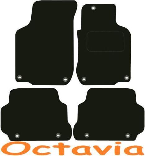 Skoda Octavia Tailored Deluxe Quality Car Mats 1998-2004