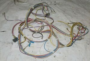 maytag dryer electrical schematic maytag lde9306acm dependable care dryer wire wiring harness  dryer wire wiring harness