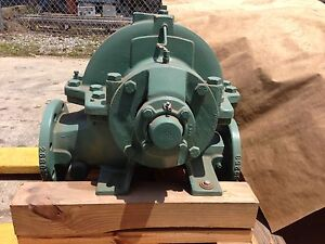 Details about Peerless Pump Type 5300, Size 4AD11, 660 GPM, THD 100', In  5