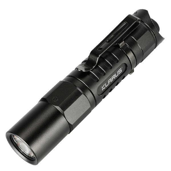 Klarus XT1A Tactical Rechargeable Flashlight -1000 Lumens -CREE XP-L HD V6 LED