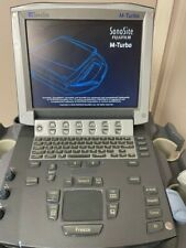 Sonosite M Turbo Portable Ultrasound Includes 1 Transducer Trolley Cart