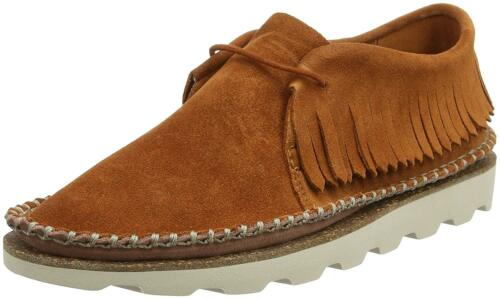 Comfy 5 Clarks Soft Leather Ladies Eu Damara 35 Shoes Thrill Uk Suede Brown 3 x4g1aZ0q