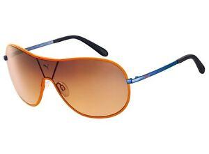 PUMA-Unisex-Orange-Sunglasses-with-PUMA-Hard-Case