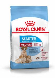 Nourriture pour chiots de race moyenne Royal Canin Medium Starter Mother & Babydog