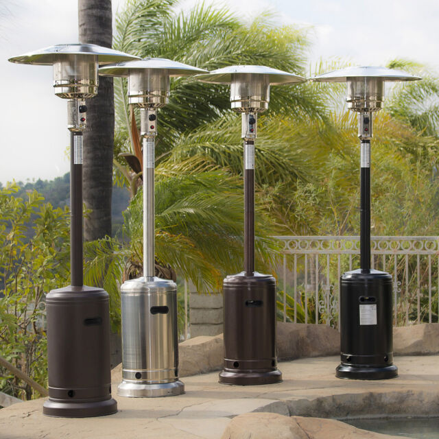 Tone Outdoor Propane Patio Heater