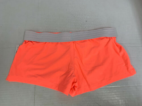 3-5 Peach luster NEW Details about  /No Boundaries Juniors Roll Waist Shorts Size S