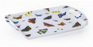 Roy-Kirkham-Butterfly-Garden-Medium-Tray-Durable-Melamine-35-5cm-x-24cm-New