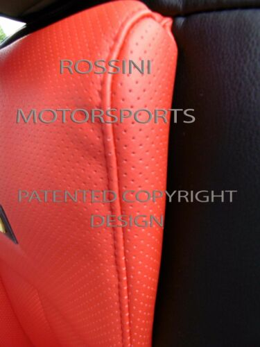 SEAT COVER 2015 YS 06 ROSSINI SPORT RED TO FIT A FORD TRANSIT CUSTOM VAN