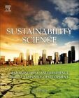 Sustainability Science: Managing Risk and Resilience for Sustainable Development by Per Becker (Hardback, 2014)