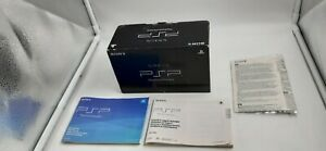 [BOITE + NOTICE] Console Sony PSP Slim & Lite