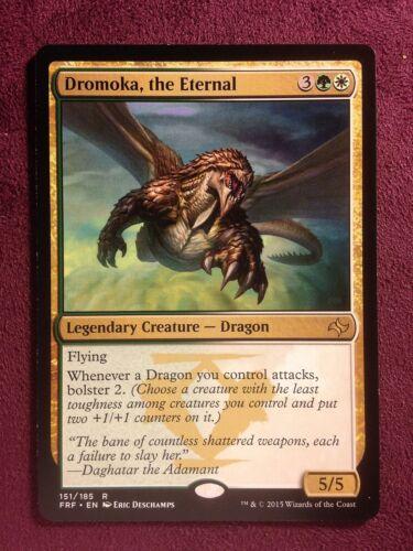 the Eternal    VO Dromoka Mint//NM MTG Magic