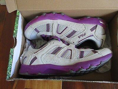BNIB Fila Zipline Women's Running Shoes , greypurple, size 7, $59.99 791272793072   eBay