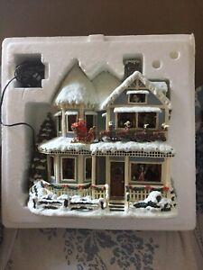 Bradford-Ex-Christmas-Story-House-Night-Before-Christmas-Talking-COA-KINKADE