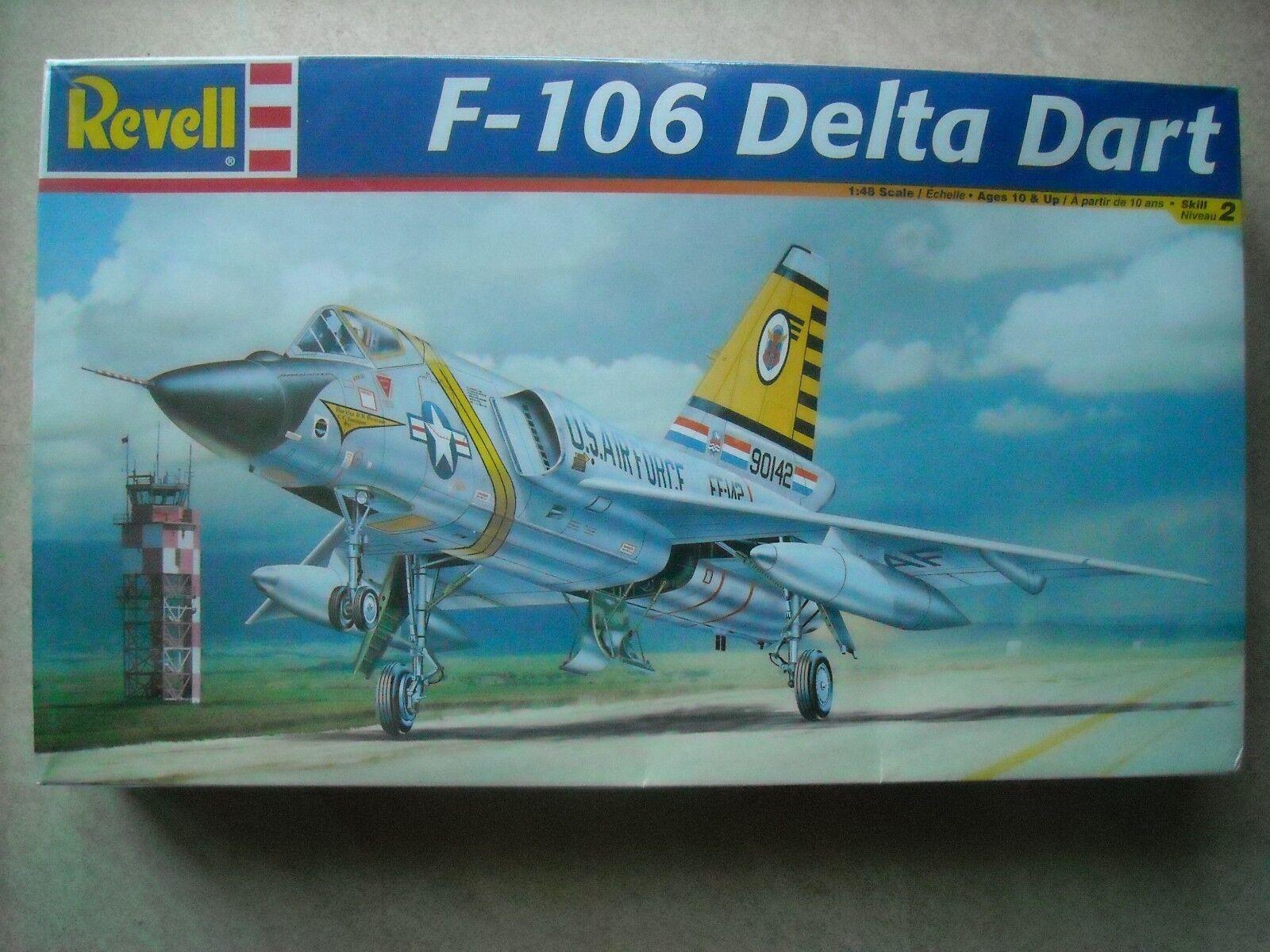 REVELL-1 48- F-106 DELTA DART