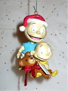 image is loading 1999 viacom rugrats christmas tommy amp dil with - Rugrats Christmas