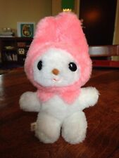 """Vintage Sanrio 1976 My Melody 13"""" Plush VERY RARE and Good Condition"""