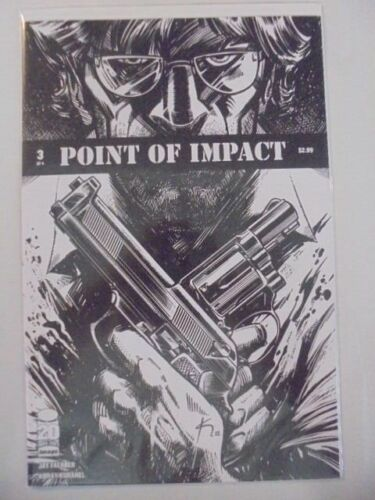 Point of Impact #3 Image NM Comics Book