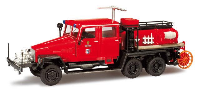 Herpa 090384 IFA G5 TLF  Torgelow fire departement  1 87 modélisme