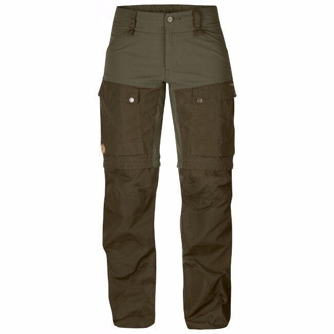 Keb Gaiter Gaiter Gaiter Trousers Fjällräven Farbe  tarmac, Gr. 36 Woman  | Zuverlässige Leistung  f49c57