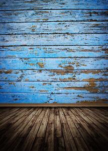 vintage blue wood background - photo #44