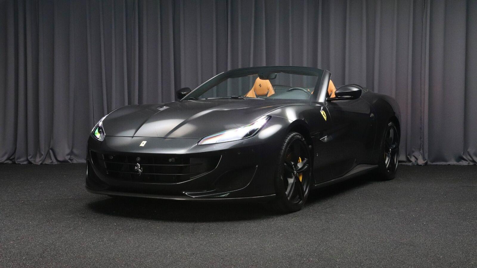 Ferrari Portofino 3,9 DCT 2d - 24.495 kr.