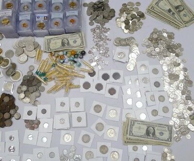 Great Collection!!! Iconic Coins and Currency Estate Lot
