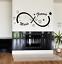 miniature 2 - Adesivo personalizzato infinito con nomi stanza fidanzati stickers murale