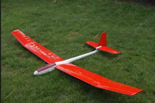 """Aquila"" 99 inch Sailplane, Glider, RC AIrplane Printed Plans & Templates"