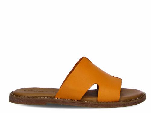 Tamaris Mules 1-1-27135-24-606 jaune//orange