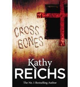 Kathy-Reichs-Croix-OS-Tout-Neuf-Livraison-Gratuite-Ru