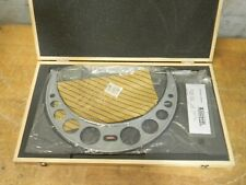 Spi Mechanical Outside Micrometer 275mm 300mm Range 001mm Grad 14 251 3