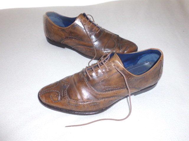 Chaussures de ville KENZO en cuir pointure 40 ( 7 )