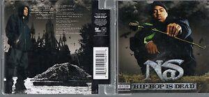 NAS-CD-HIP-HOP-IS-DEAD-2006-WILLIAM-JAY-Z-KELIS-SNOOP-DOGG-THE-GAME-MARSHA