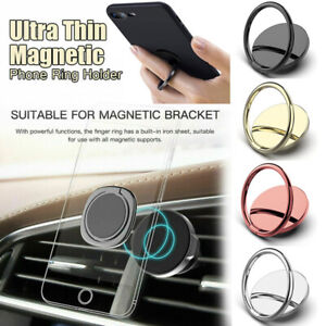 360-Rotation-Magnetic-Finger-Ring-Stand-Holder-For-Samsung-iPhone-Mobile-Phone
