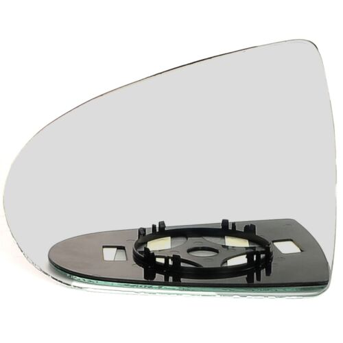 Left side for Mitsubishi Colt 2002-2012 wing door mirror glass