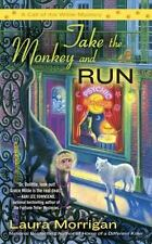 A Call of the Wilde Mystery: Take the Monkey and Run 4 by Laura Morrigan (2016, Paperback)