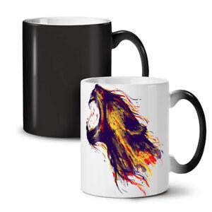 Wild Beast Horror Animal NEW Colour Changing Tea Coffee Mug 11 oz   Wellcoda