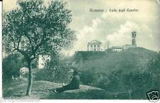 ve 020 Anni 30 - Romano (Vicenza) -Colle degli Ezzelini - non viagg. FP