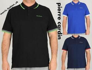 Pierre-Cardin-Tip-Polo-Shirt-Casual-Fashion-Sizes-From-3XL-4XL-5XL-6XL