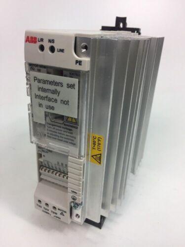 ABB ACS55-01N-04A3-2  Frequenzumrichter PLC Modul Acs5501N04A32