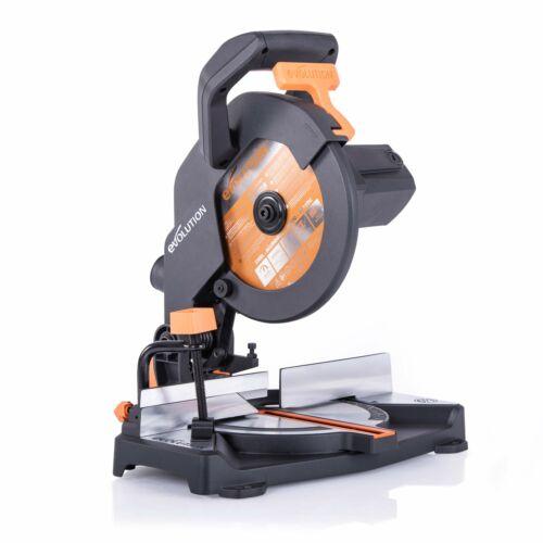 2436416-Evolution Power Tools R210CMS Troncatrice combinata multi-materiale 21