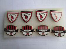 lotto 8 pins lot US FOGGIA FC club spilla football futbol calcio pins spille