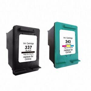 2-cartuchos-GEN-impresora-XXL-337-343-Photosmart-2500-2570-2575-8000-8030-8049